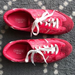 (Coach) Sneakers Tennis Shoes